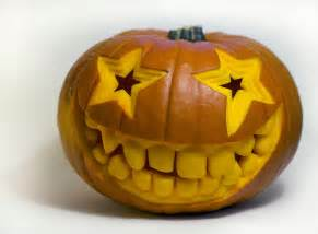 Smiley face halloween pumpkin carving creative ads and more