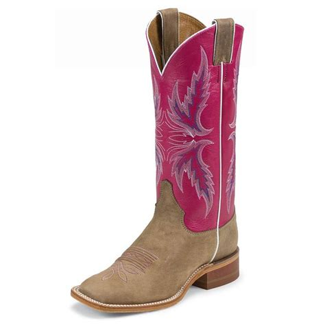 justin womans boots justin womens brl311 bent rail boots