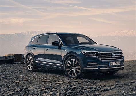 2020 Vw Touareg by Volkswagen Touareg 2019 2020 характеристики цена фото и