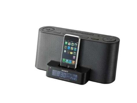 ipod docks with speakers on ebay sony icf c1ipmk2 speaker dock and clock radio ipod dock faulty ebay