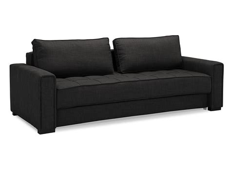 serta couch bed ascott convertible sofa dark grey by serta lifestyle