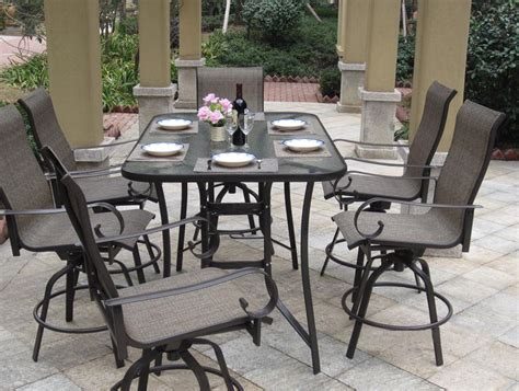 Pebble Lane Living Patio Bar Furniture Sets