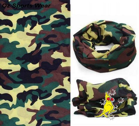 New New Design Camo Buff Buff Masker Bandana Real Tree Oak Tree swapmeet 1x camo fishing mask neck buff spf 50 buff hb