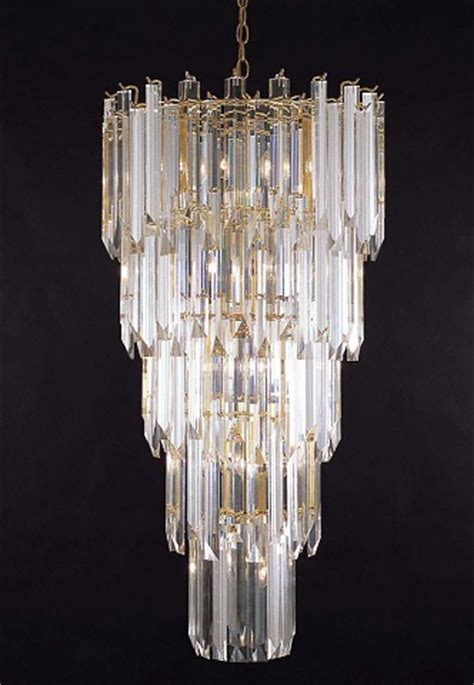 Triarch Chandelier Affordable Alternatives To A Traditional Crystal Chandelier