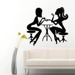 salon wall murals creative sexy girls vinyl wall decal beauty design nail