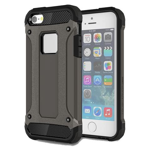 Rugged Armor Hybrid Iphone 6 shockproof armor hybrid rugged protective phone cover