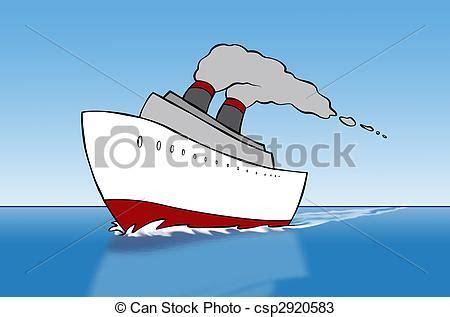 imágenes de barcos en caricatura barco caricatura crucero sea vaya barco abierto