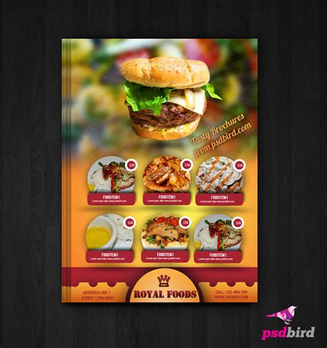 menu card template psd 18 restaurant print web free psd templates