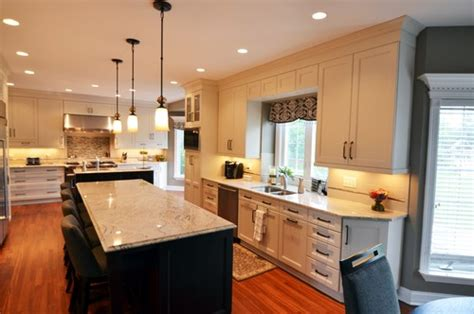 Small Kitchen Islands For Sale what is the height of the upper cabinets