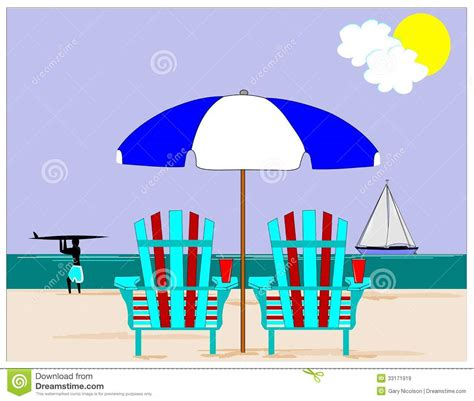 Surf The Web With The Umbrella by Surfs Up Concept Royalty Free Stock Images Image 33171919