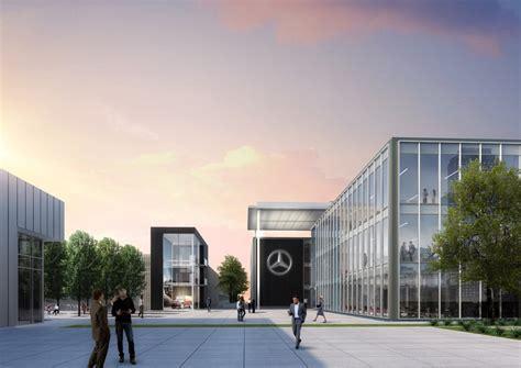 mercedes headquarters what will mercedes benz new u s headquarters look like