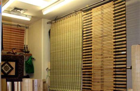 Tirai Teras Rumah Keuntungan Memasang Tirai Bambu Rumah Dan Desain