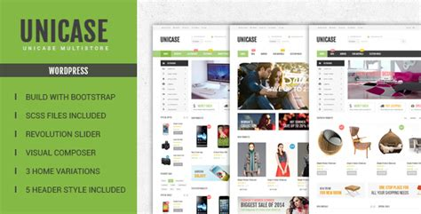 Themeforest Woocommerce Theme Free Download | themeforest unicase download electronics store