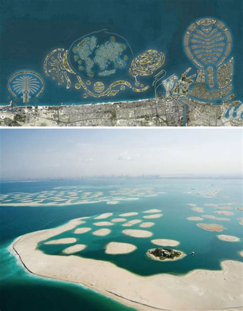 Palm Island Sinking by Derelict Dubai 7 Abandoned Wonders Of The Uae