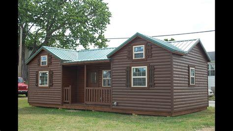cumberland deluxe cabin youtube