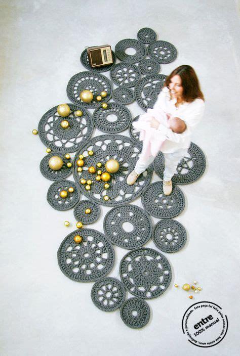 tappeto all uncinetto oltre 25 fantastiche idee su tappeto all uncinetto su