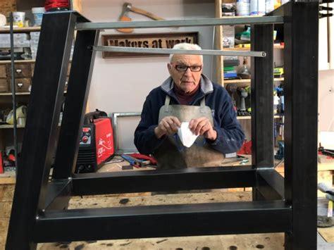 costruire banco falegname costruire un banco da falegname fai da te makers at work