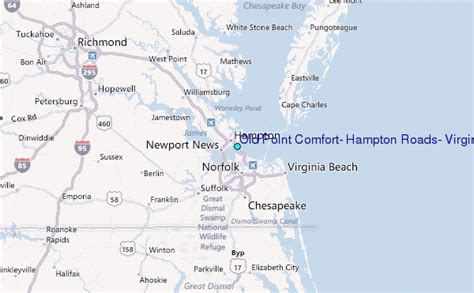 point comfort weather old point comfort hton roads virginia tide station