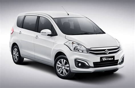 Maruti Suzuki Images Maruti Ertiga Facelift To Launch In India On October 10