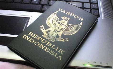 membuat paspor sendiri membuat paspor online mudah tanpa calo