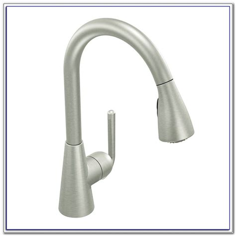Tighten Moen Kitchen Faucet How To Tighten A Moen Single Handle Kitchen Faucet House