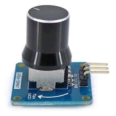 Usb Rotary Knob by Rotary Angle Sensor W Potentiometer Volume For