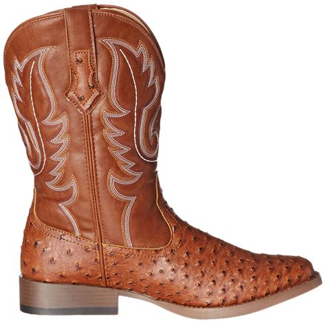 roper s basic square toe western boot