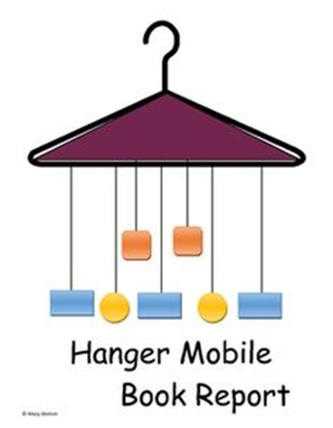 book report mobile book report mobiles book reports traditional books and