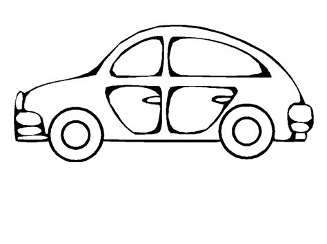 car pictures to color car coloring pages coloringpages1001