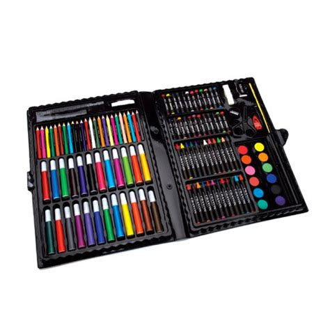 arts and craft sets for buy deluxe set 120 pieces