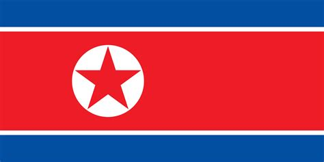 north korea a combination of the north korean and south korean flag