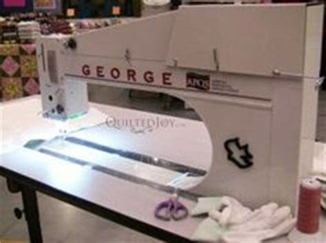 George Quilting Machine by 1000 Images About Sit Quilting Machines On