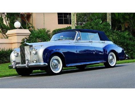 silver cloud rolls royce for sale classic rolls royce silver cloud for sale on classiccars