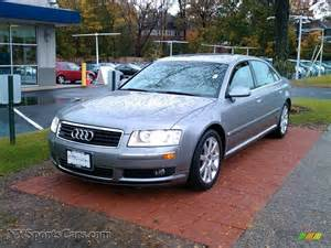 2005 audi a8 silver 200 interior and exterior images