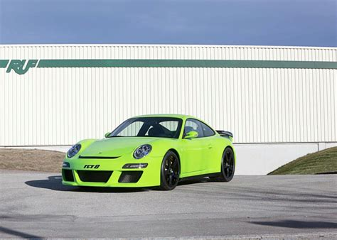 ruf porsche 911 porsche car tuning part 7