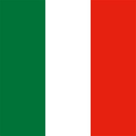 flag pavia the italian flag il tricolore national flag of italy