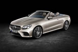Images Of Mercedes E Class 2018 Mercedes E Class Cabriolet Look Motor Trend