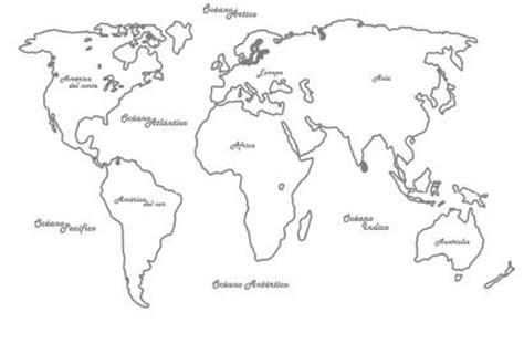 imagenes del mapamundi en blanco y negro mapamundi en blanco y negro sin nombres imagui
