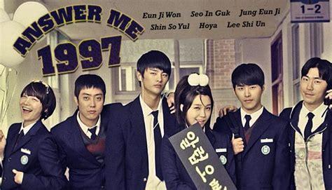 answer me 1997 응답하라 1997 episodes free on dramafever