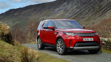 land rover discovery sd4 2017 review by car magazine