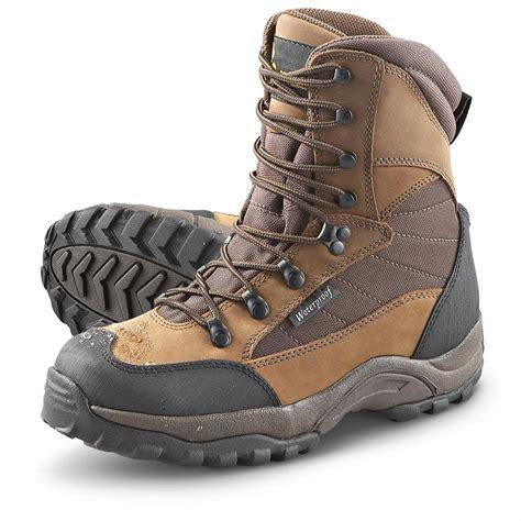 golden retriever boots golden retriever waterproof boots brown 158033 boots at