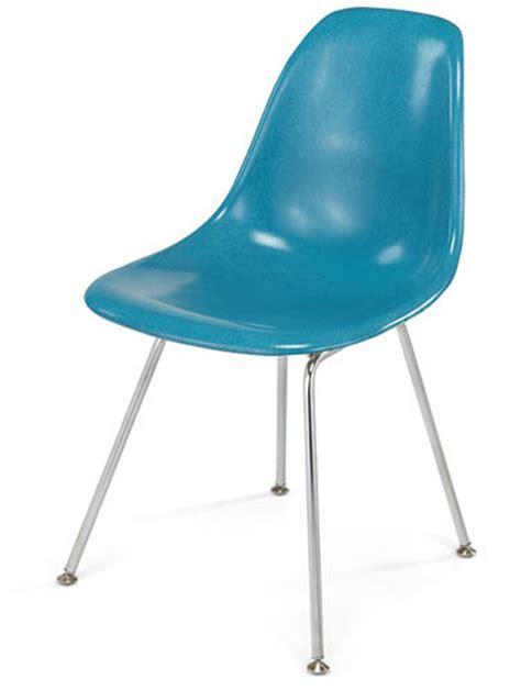 fiberglass shell chair a study side shell h base chair modernica fiberglass