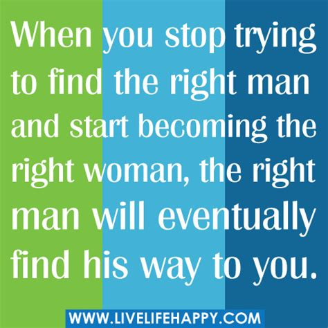 finding the right finding the right person quotes like success