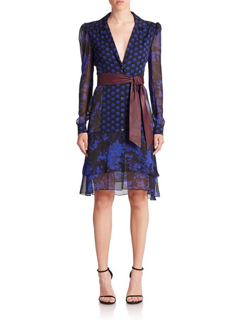 Dress Of The Day Dvf Printed Tank Dress by Diane Furstenberg Catherine Printed Stretch Silk Dress