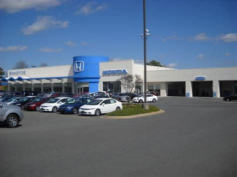 Hendricks Honda by Hendrick Honda Car Dealership In Nc