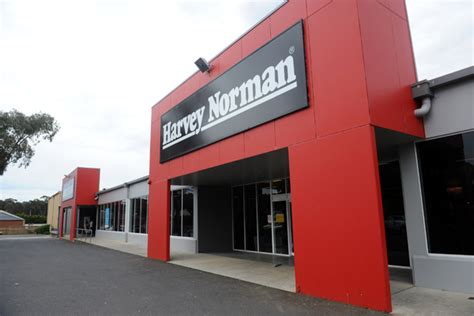 harvey norman places bendigo franchise into administration