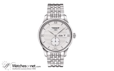 Tissot Le Locle Automatic T006 428 11 038 00 tissot le locle t006 428 11 038 01 s stainless steel automatic