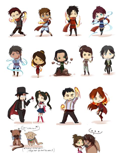Chibi Dump 4 By Firstfarewell On Deviantart How To Draw Chibi Boy Clothes Free