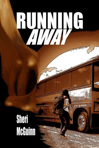 running away a memoir books running away by sheri mcguinn