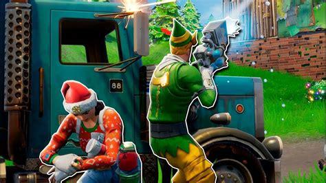 imagenes de navidad nuevas nuevas skin de navidad avance actualizaci 243 n fortnite